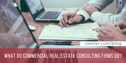 Commercial Real Estate Consulting Firms