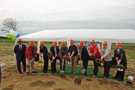 Smoot Construction Group Groundbreaking