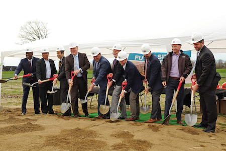 Weiler, Casto, Kelley, Smoot, CMHA at Groundbreaking