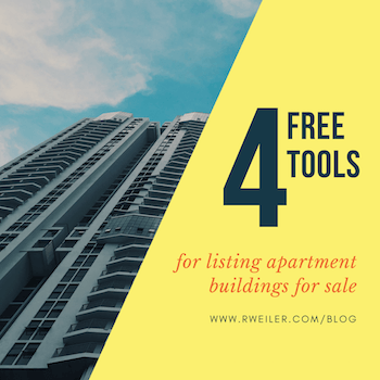 Listing Apartment Buildings for Sale