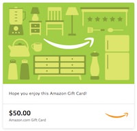 Real Estate Investor Gift Ideas - Amazon Gift Card