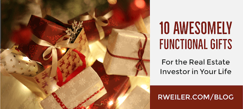 Real Estate Investor Gift Ideas