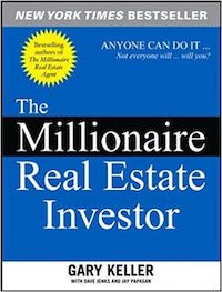 Real Estate Investor Gift Ideas - The Millionaire Real Estate Investor Book