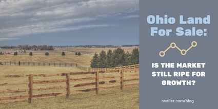 Ohio Land for Sale | Market Growth