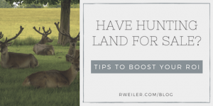 Boost ROI of Hunting Land for Sale in Ohio