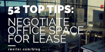 Negotiate Office Space for Lease in Columbus, Ohio