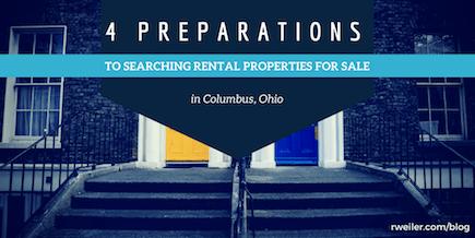 Rental Properties for Sale in Columbus, Ohio
