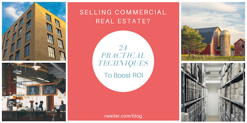 Selling Commercial Real Estate | Tips
