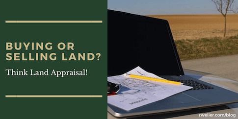 Ohio Land for Sale? Think Land Appraisal!