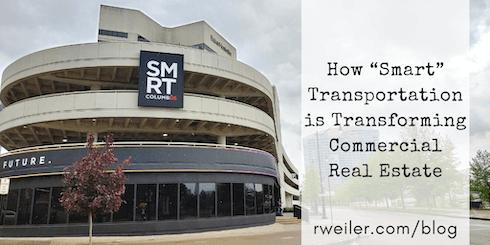 Smart Transportation & Commercial Real Estate
