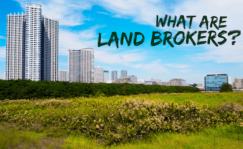 What Are Land Brokers?